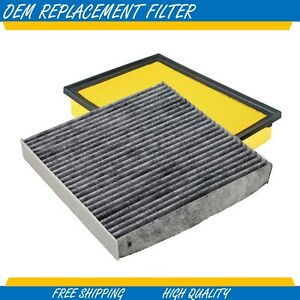Carbon Cabin Air Filter Combo For Toyota Rav4 2 5l None Hybrid 2016