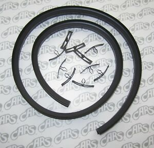 1963 1965 Buick Riviera Cowl Seal With Retaining Clips