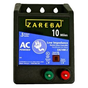 10mi Ac Lowimpedance Energizer Pack Of 2 Partno Eakp16 By Zareba Systems