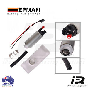 Epman Gss340 High Performance In Tank Fuel Pump Walbro Gss340 Replacement