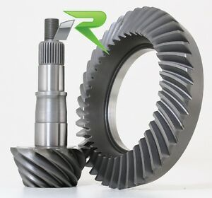Revolution Gear Axle Ford 8 8 4 56 Ratio Ring Pinion