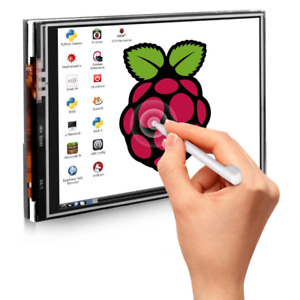 Raspberry Pi 3 5 Touch Screen Monitor Lcd Display Module Kit For Pi 3 B Plus