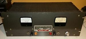Kepco Kr2 Mc Variable Voltage Regulated Dc Power Supply 195 325vdc 125ma