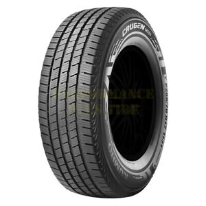 Kumho Crugen Ht51 P265 75r16 114t Quantity Of 4