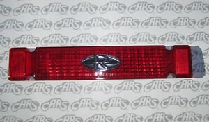 1964 Buick Riviera Tail Light Lens With Emblem Guide Oem 5955242a