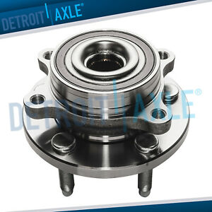 Ford Taurus Flex Edge And Lincoln Mks Mkt Mkx Rear Wheel Bearing