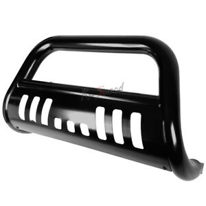 Carbon Steel Bull Bar Front Bumper Grille Guard For 98 11 Ford Ranger Pickup