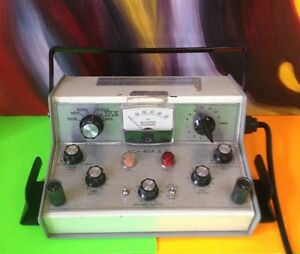 Rich mar Iii G Rm iiig Electrical Muscle Stimulator Vintage basic Test Only