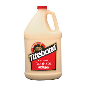 Franklin Titebond Original Professional Wood Glue 1 Gallon Strong Adhesive
