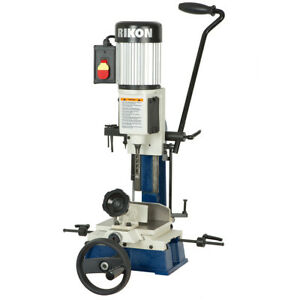 Rikon 34 260 120 volt 1 2 Hp Bench Top Mortiser With X Y Adjustable Table