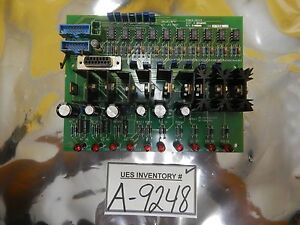 Therma wave 14 020990 Shutter Power Driver Board Pcb 40 015811 Used Working