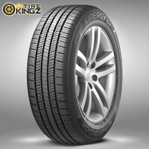 4 New Hankook Kinergy Gt 94h Bw 215 55r17 215 55 17 2155517 Tires