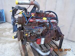 International Dta466 Oem Engine Complete Good Running Hcn 688833c2