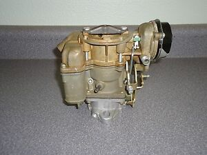 Reman Carter Yf 1 Barrel Carburetor 7004s 1974 1975 1976 Ford Econoline Van