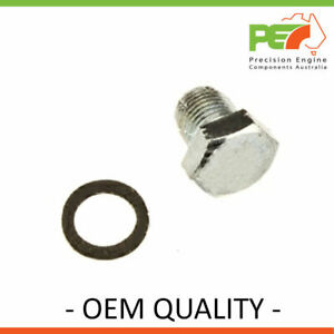 New Oem Quality Sump Drain Plug For Ford Fairmont Xy 5 8l 351 Cleveland