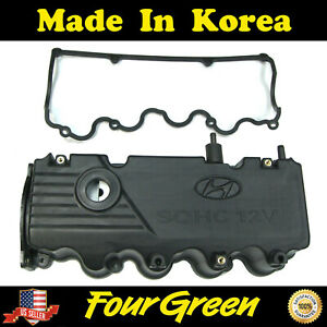 Engine Valve Cover Gasket For Hyundai 00 02 Accent 1 5l Sohc 2241022610