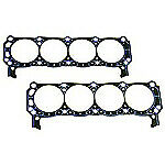 Ford Racing M 6051 A302 Engine Cylinder Head Gasket 302 351w Cast Or Aluminum 4