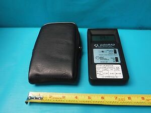 Used Palmrad Nuclear Radiation Meter Model 907