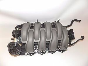New Oem 2015 2017 Ford Mustang 5 0 Gt V8 Intake Manifold Complete Assembly