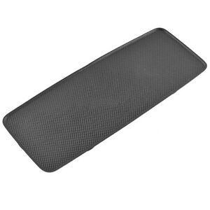 New 19328700 Center Console Armrest Pad Insert Black Rubber For Chevy Gmc Truck