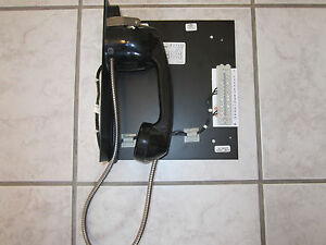 Simplex Fire Alarm Panel Telephone Phone Call Station Assy 25tx 117982