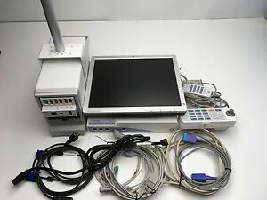 Ge Solar 8000i Patient Monitoring System For Wall Mount