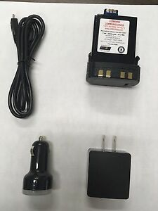 Motorola Apx6000 Apx7000 Apx8000 Battery usb Charger Built In Impres Nntn7038
