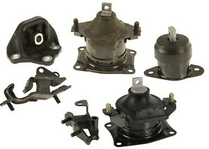 6pcset Fits Acura Tsx 2004 05 06 07 08 Automatic Engine And Transmission Mounts