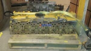 Caterpillar C15 Cylinder Head Remachined 277 8240 222 1982