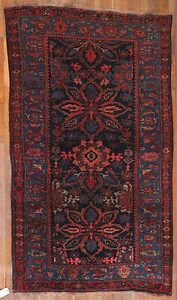 Antique Bijar Rug 4 6 X 7 9
