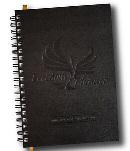 Personal Organizer Worlds Most Powerful Daily Weekly Monthly Freedom Planner
