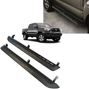 2005 2021 Tacoma Running Boards Double Cab Genuine Toyota Step Pt212 35055