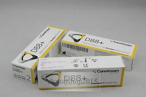 500pcs Kodak X ray Film 30mm 40mm Dental Intraoral Film D88 Brand New