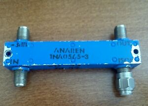 Anaren Directional Cupler Midwest Microwave Sma