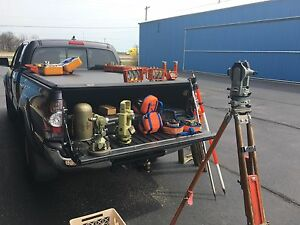 Survey Equipment Package