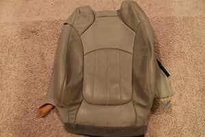2013 2017 Buick Enclave Passenger Side Front Leather Seat Cover