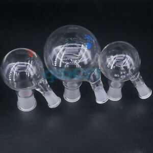 100 2000ml Multiple Joint 2 neck Round Bottom Lab Glass Boiling Flask Ware