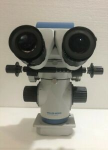 Moller Wedel Eyepiece Head For Mel70 G scan Or Sergical Microscope