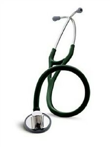 New Littmann Master Cardiology Stethoscope Green 2165 27 70 2006 6271 9 3m