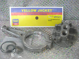 Yellow Jacket Thomas Oil Less Recovery Compressor Rebuild Kit 520ck60