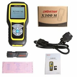 Obdstar X300m Special For Odometer Adjustment And Obdii Mileage Correction Tool