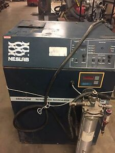 Neslab Hx 100 Coolflow Refrigerated Recirculator