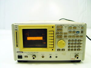 Advantest R3361a Spectrum Analyzer