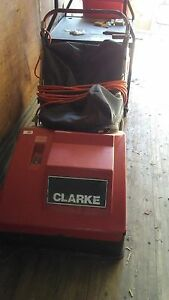 Clarke Space Vac 590 Industrial Commercial Vacuum Cleaner