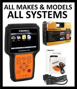 Universal Diagnostic Scan Tool Abs Airbag Srs Scanner Mercedes Honda Chevy Ford