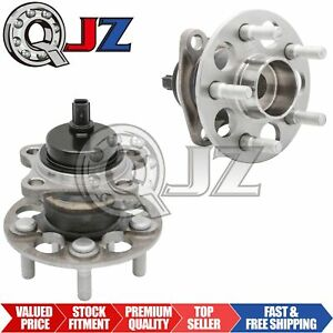 2x 2008 2014 Scion Xd Hatchback Rear Wheel Hub Bearing Assembly W Abs Studs New