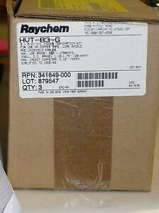Raychem Hvt 83 g Indoor Termination Kit 5 8 Kv Three Terminations New