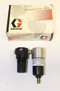 Graco 110146 Air Filter Regulator 300psi