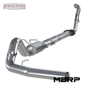Mbrp 4 Exhaust Kit System 94 95 96 97 Ford Powerstroke Diesel 7 3l F250 F350