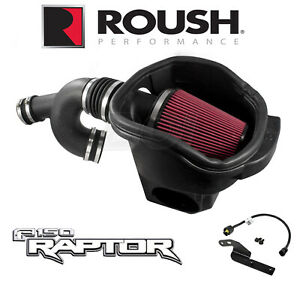 2017 Ford F 150 Raptor 3 5l V6 Ecoboost Roush Engine Cold Air Intake System Kit